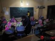Giáo dục - du học - Lớp học đặc biệt trong đêm tối