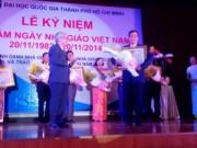 Giáo dục - du học - Bộ trưởng Bộ GD-ĐT gửi lời cảm ơn các thầy cô giáo