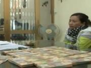 """Video An ninh - """"Tuồn"""" 400 triệu tiền giả về Việt Nam để... trả nợ"""