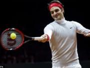 Thể thao - Federer luyện tập trở lại chuẩn bị cho Davis Cup