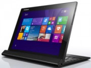 Dế sắp ra lò - Lenovo giới thiệu bộ đôi tablet Android và Windows mới