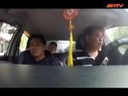 Video An ninh - Khi hành khách trên taxi là người say (Phần 1)