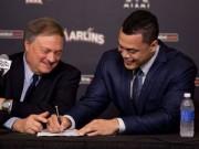 Thể thao - Ngôi sao Mỹ ký hợp đồng kỉ lục 208 triệu bảng
