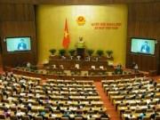 Chính thức có chức danh Tổng thư ký Quốc hội
