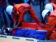 Tin tức trong ngày - Cứu ngư dân bị đau ruột thừa trên biển
