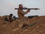 Tin tức trong ngày - Người Kurd đồng loạt phản công IS trên toàn Iraq