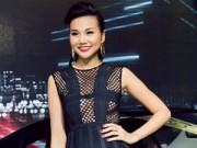 Phim - Thanh Hằng gây chú ý với váy lưới xuyên thấu