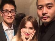 Ngôi sao điện ảnh - Sĩ Thanh du ngoạn Malaysia cùng 2 trai đẹp