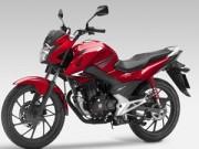 Ô tô - Xe máy - Honda CB125F 2015 – Xe naked bike cho người mới chơi môtô