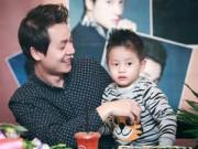 Ca nhạc - MTV - Đăng Khôi rạng rỡ khoe con trai cưng