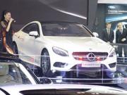 Ô tô - Xe máy - Mercedes-Benz ra mắt xe đắt nhất Vietnam Motor Show