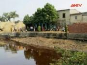 Video An ninh - Hải Phòng: 300 tấn hóa chất độc tràn ra cảng Cửa Cấm