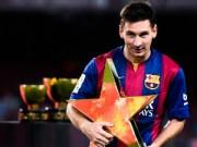 """Bóng đá - Phí chuyển nhượng """"khủng"""" sẽ giúp Barca níu chân Messi"""
