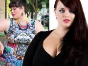 Thời trang - Nàng béo đừng bỏ lỡ sự gợi cảm của váy bó