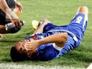 """AFF CUP 2014 - Tập luyện, ĐTVN và Indonesia """"hâm nóng"""" sân Mỹ Đình"""