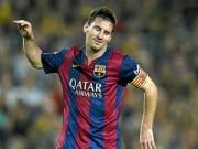 Bóng đá - Messi bị Barca quay lưng trong cuộc đua giành QBV