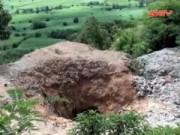 """Video An ninh - Đề xuất nổ mìn phá hủy hầm khai thác vàng """"chui"""""""
