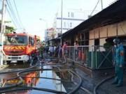 Tin tức trong ngày - Nhà xưởng rộng hàng trăm m2 bốc cháy rừng rực vào sáng sớm