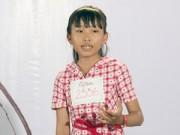 Ca nhạc - MTV - Cô bé 12 tuổi khoe giọng cao vút với nhạc sến