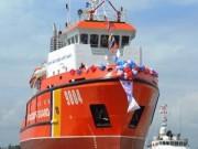 Tin tức trong ngày - Cận cảnh tàu cứu hộ hiện đại nhất của Cảnh sát biển VN
