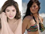 Làm đẹp - Vẻ bốc lửa của mỹ nhân đẹp thứ 3 Philippines