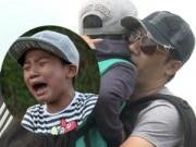Phim - Hoàng Bách nghiêm khắc la mắng con trên truyền hình