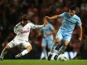 Bóng đá - TRỰC TIẾP Man City - Swansea: Lội ngược dòng (KT)