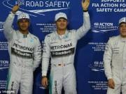 Thể thao - Tin HOT 22/11: Rosberg giành pole chặng Abu Dhabi GP