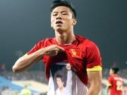 """Bóng đá - Ngọc Hải có màn ăn mừng """"lạ"""" ở trận đấu để đời với ĐTVN"""