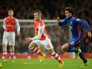 Bóng đá - Arsenal - MU: Dính đòn hồi mã thương