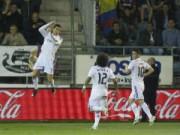 """Bóng đá - Eibar - Real: Cơn """"cuồng phong trắng"""""""