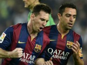 Bóng đá - Barca - Sevilla: Vinh danh Messi