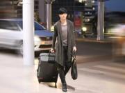 Ca nhạc - MTV - Nathan Lee điển trai ở sân bay