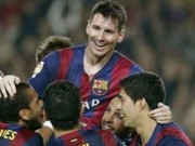 Bóng đá - Messi: Vì anh là số 1