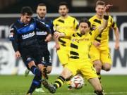 Bóng đá - Paderborn - Dortmund: Sai lầm tai hại