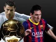 Bóng đá - Messi hattrick, Ronaldo cú đúp: Nước rút giành QBV