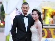Quỳnh Nga, Doãn Tuấn rạng rỡ trong ngày cưới