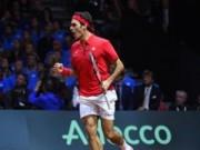 """Thể thao - Federer """"lên đồng"""", Thụy Sỹ vô địch Davis Cup"""