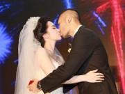 Khoảnh khắc thiêng liêng tại lễ cưới của Quỳnh Nga