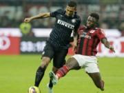 Bóng đá Ý - Milan - Inter: Đúng chất Derby