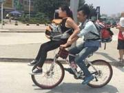 Cười 24H - Những hình ảnh khó đỡ chỉ có trên đường và phố