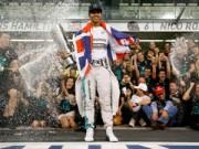 Thể thao - F1-Abu Dhabi GP: Lewis Hamilton - nhà vô địch thế giới mới