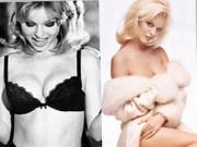 Thời trang - Siêu mẫu 43 tuổi trần tình về quảng cáo nội y quá khích