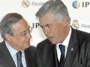 Bóng đá - Tin HOT tối 24/11: Real bất bại, Ancelotti sắp lên hương