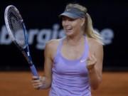 Thể thao - Sharapova muốn 4 lần liên tiếp vô địch ở Stuttgart