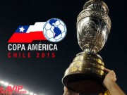 Bóng đá - Bốc thăm Copa America 2015: Bảng tử thần gọi tên Argentina