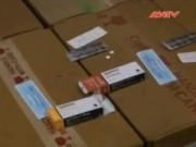Video An ninh - Bắt giữ 30.000 viên thuốc gây nghiện tại Tân Sơn Nhất