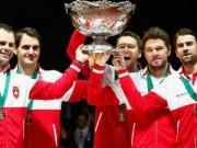 Thể thao - Federer vô địch Davis Cup: Cuộc săn đuổi không mệt mỏi
