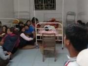 Tin tức trong ngày - Sản phụ tử vong, hàng trăm người dân bao vây trạm xá