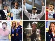 Thể thao - VĐV số 1 Vương quốc Anh: McIlroy đấu Hamilton